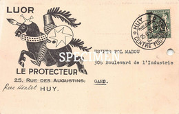 Luor Le Protecteur - Huy - Huy