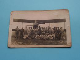 MILITAIREN Voor VLIEGTUIG > Te Identificeren ( Zie / Voir Photo ) Blanco Achterkant ( Géén ID / Interessant ) ! - Weltkrieg 1914-18
