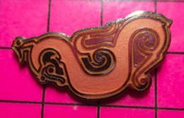 321 Pin's Pins / Beau Et Rare / THEME : AUTRES / SORTE DE MOTIF AZTEQUE OU VIKING Rune Forest Rune ! - Altri