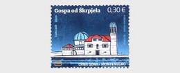 Montenegro MNH ** 2020 Tourism Our Lady Of The Rocks - Montenegro