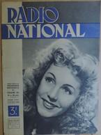 Radio National.18 Au 24/07/43. Une Photo Du Stalag XI B,  Une Du VI D Et Une Du X A. - 1939-45