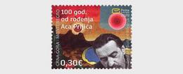 Montenegro MNH ** 2020 100 Years Since The Birth Of Aco Prijic - Montenegro