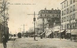 94 SAINT MANDE - La Rue De Paris - Saint Mande