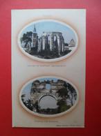 CPA 1915 - Lot - CAHORS - Portail Des Thermes - Ruines Du Couvent Des Jacobins - Edition Spéciale Girma - LL - - Cahors