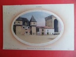 CPA 1915 - Lot - CAHORS - Barbacane Et La Tour Des Pendus - - Edition Spéciale Girma - LL - - Cahors
