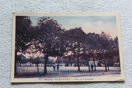 Cpa 1945, Maubeuge, Sous Le Bois, Place De L'industrie, Nord 59 - Maubeuge