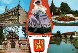 CPM - VALENCIENNES - Multivues ... Lot De 3 Cartes A Saisir - Valenciennes