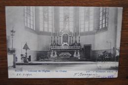 5120/BINCHE - Intérieur De L'Eglise - Le Choeur (Ed F. Bourgeois) - Binche