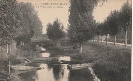 NOGENT Sur SEINE  La Noue, Bout De Villain - Nogent-sur-Seine
