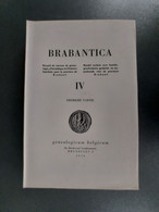Brabantica IV Première Partie - Belgio