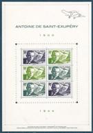 BF Antoine De Saint Exupéry 1900-1944 (2021) Neuf** - Ongebruikt