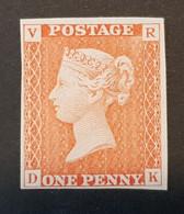 Grande-Bretagne - UK, Timbre(s) Mnh** (reproduction En Couleur Du Penny Service) - TB - 313 - Unused Stamps