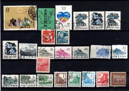 Cina Lotto Francobolli Nuovi E Usati See Scan - Collections, Lots & Series