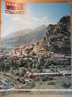 Vie Du Rail 886 1963  Alpes Serres Veynes Sisteron Volonne  Viaduc Buech Chateau Arnoux La Durance - Trenes