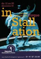 "CPM - Création Collective De CIRQUE ""In Stallation"" (Spectacle De Chevaux) ... ANTONY - Carte Pub - Circo"