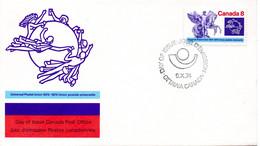 CANADA. N°548 Sur Enveloppe 1er Jour (FDC) De 1974. UPU/Mercure/Cheval Ailé. - Mythologie