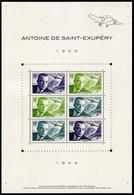 BLOC ANTOINE DE SAINT EXUPERY 1900 / 1944- TTB ** - Neufs