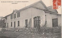 DPT 79 Deux 2 Sèvres St-Varent La Laiterie Coopérative Côté Nord CPA TBE - Other Municipalities