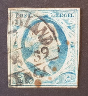 Pays-Bas - Nederland, Timbre(s) Y&T 1 - (O) 2 Scan(O) - TB - 320 - Gebruikt