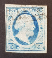 Pays-Bas - Nederland, Timbre(s) Y&T 1 - (O) 2 Scan(O) - TB - 321 - Gebruikt