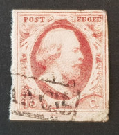 Pays-Bas - Nederland, Timbre(s) Y&T 2 - (O) 2 Scan(O) - TB - 322 - Used Stamps