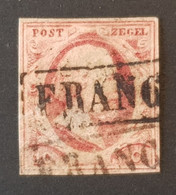 Pays-Bas - Nederland, Timbre(s) Y&T 2 - (O) 2 Scan(O) - TB - 323 - Gebruikt