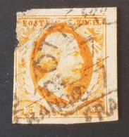 Pays-Bas - Nederland, Timbre(s) Y&T 3 - (O) 2 Scan(O) - TB - 324 - Gebruikt