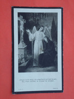 Marie-Louise Cappoen - Bouten  Geboren Te Wytschaete - Wijtschate 1892 Overleden  Te Ieper  1939    (2scans) - Religion & Esotericism