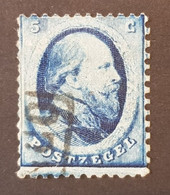 Pays-Bas - Nederland, Timbre(s) Y&T 4 - (O) 2 Scan(O) - TB - 327 - Gebruikt