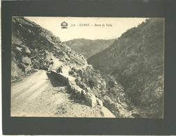 20 Corse Route De Tolla édit. Tomasi N° 572 - Other Municipalities