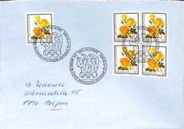 NB - [906778]B/TB//-Suisse 1986 - LAUSANNE, Comité Internation Olympique, Jeux Olympiques, Sports, Fleurs, Végétaux, Spo - Used Stamps