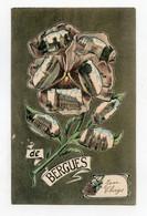 Souvenir De BERGUES . (59) Nord - Gruss Aus.../ Gruesse Aus...