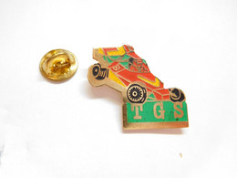 Beau Pin's Pin's , Auto Buggy , TGS - Altri