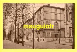 BELGIQUE / PROVINCE D'ANVERS / ANTWERPEN / HÔTEL RESTAURANT GALLIA AVENUE DE FRANCE / 1936 - Antwerpen
