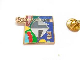 Beau Pin's Pin's , Colorissime PAB - Altri