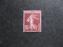 TB N° 189, Neuf XX . - Unused Stamps