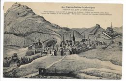 CPA 70 HAUTE SAONE / LA HAUTE SAONE HISTORIQUE VESOUL AUX XVI° ET XVII° SIECLES POINTS SAILLANTS CROIX DE .... / TBE - Vesoul