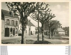 Photos Cpsm Cpm 71 SAINT-LEGER-SOUS-BEUVRAY. Pharmacie Sur Le Route De Beuvray - Otros Municipios