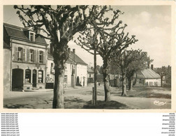 Photos Cpsm Cpm 71 SAINT-LEGER-SOUS-BEUVRAY. Pharmacie Sur Le Route De Beuvray - Other Municipalities