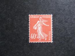 TB N° 194, Neuf X . - Unused Stamps