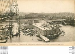 WW 13 MARSEILLE. Pont Transbordeur Vue De Saint Rambert Et Les Catalans 1918 - Old Port, Saint Victor, Le Panier