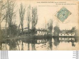 PHL 33 BIGANOS-FACTURE. Le Parc Route De Salles 1905 - Other Municipalities