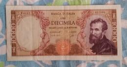 Diecimila Lire Michelangelo 14/01/1964 - 10000 Lire