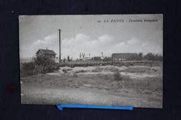 C-L 1 / Flandre Occidentale  De Panne -  La Panne - Frontiere Française  / - De Panne