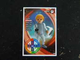 CARTE CARREFOUR PLAYMOBIL N° 68 - ESCRIME EPEE - Other