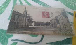 Erce En Lamee  Route De Bain De Bretagne - Autres Communes
