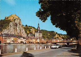 Dinant (Belgique) - La Citadelle - Collégiale Et La Meuse - Dinant