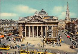 Bruxelles (Belgique) - La Bourse - Station De Tramway - Zonder Classificatie