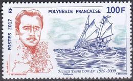 Polynésie Française  TUC 2017 YT 1170-1171 Neufs - Unused Stamps