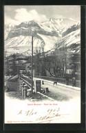 CPA Saint-Bonnet, Pont Du Drac - Zonder Classificatie